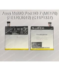 แบตเตอรี่แท้ Asus MeMO Pad HD 7 (ME170),(FE170,K012) รหัส C11P1327 ส่งฟรี!!