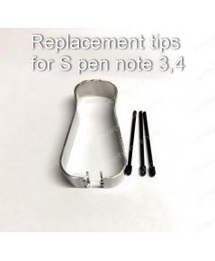 หัวปากกา S pen Note3 Note4 สีดำ ของแท้!! ส่งฟรี..