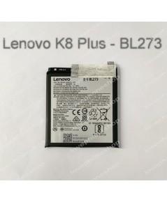แบตเตอรี่แท้ Lenovo รุ่น K8 Plus รหัส BL273 ส่งฟรี!