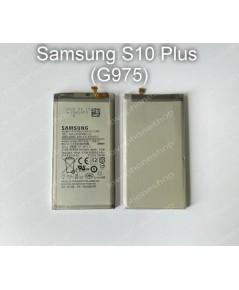 แบตเตอรี่ แท้ Samsung Galaxy S10 Plus - EB-BG975ABU/4000mAh (ส่งฟรี)
