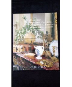 Christies 2006 Collection Provenant d\'un Hôtel du Bordelais