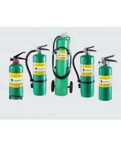 ถังดับเพลิงA B C D Kชนิดเคมีสูตรน้ำ SC-AFFF PLUS