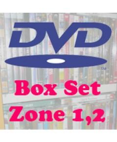รายการ ดีวีดี (DVD) Box Set โซน 1,2