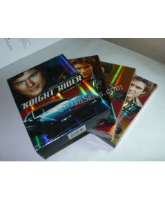 Knight Rider Season 1-4 (TV Show)