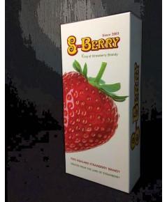 เอสเบอร์รี่ S-Berry 330ml. (ขวดเล็ก)