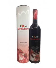 ไวน์สตรอเบอรี่ 750 ml.