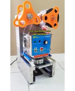 เครื่องซีลปากแก้วอัตโนมัติ ออโต้ 06 สแตนเลส (9.5ซม.)