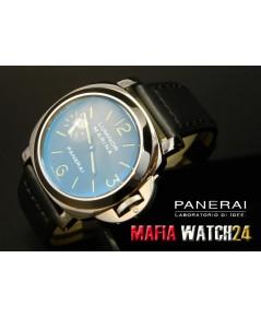 M0145 นาฬิกา PANERAI Luminor Marina Pam 111. สายดำ King Size 44 mm. Mirror AA King Size