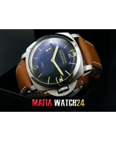 M0337 นาฬิกา Panerai Special Edition 2002 Luminor 1950 PAM00127 47mm. Mirror New Version 2012