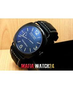 M0311นาฬิกา Panerai Radiomir Black Seal 45 mm. PAM292 Mirror Case Swiss ETA Asia New Series 2012