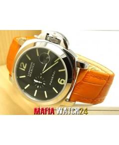 M0419 นาฬิกา Panerai Luminor Marina Lady Boy Size 40 mm. Automatic  PAM 048 Mirror A2Plus