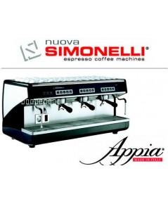 เครื่องชงกาแฟ 3 หัวชง Nuova Appia 3 gr by กาแฟมหาชน