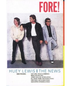 HUEY LEWIS  THE NEWS FORE!