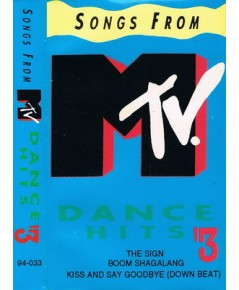 SONG FROM Mtv DANCE HITS\'3