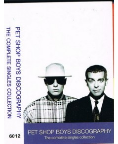 PET SHOP BOYS DISCOGRAPHY