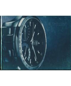 แคตตาล็อกนาฬิกา TAG Heuer SWISS AVANT-GARDE SINCE 1860