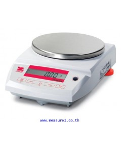 เครื่องชั่งน้ำหนัก OHAUS รุ่น PA4102 พิกัด 4100 g ความละเอียด 0.01 g
