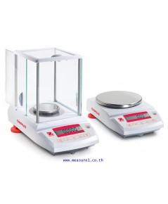 เครื่องชั่งน้ำหนัก OHAUS รุ่น PA214 พิกัด 210 g ความละเอียด 0.0001 g (0.1 mg)
