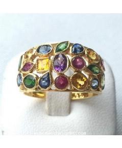 แหวนพลอยแฟนซี