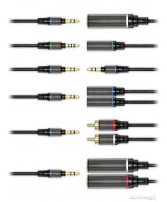 IK Multimedia : iLine Mobile Music Cable Kit