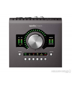 Universal Audio : Apollo Twin DUO MKII