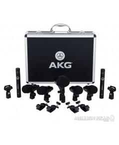 AKG : Drum Set Session I