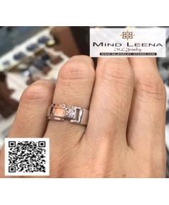 แหวนทองคำขาว (งานมือสอง)