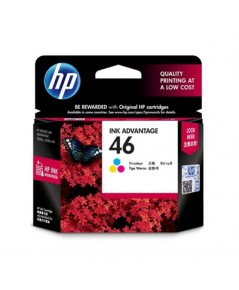 HP 46 TRI-COLOR INK (CZ638AA)