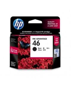 HP 46 BLACK INK (CZ637AA)