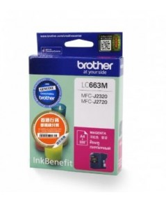 LC-663M BROTHER MAGENTA INK
