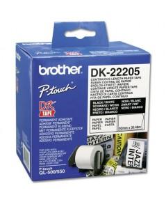DK-22205 เทปกระดาษต่อเนื่อง 60มม x 30.48ม