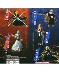 BLEACH Characters Trading Figure part 5  (set B -4 ตัว อิชิโกะ มีหน้ากาก)