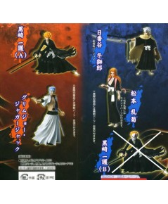 BLEACH Characters Trading Figure part 5  (set A -4 ตัว อิชิโกะ ไม่มีหน้ากาก)