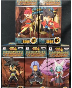 Dragonball World Collectable Figure 7th ANNIVERSARY