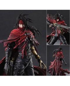 Dirge of Cerberus Final Fantasy VII - Play Arts Kai Vincent Valentine