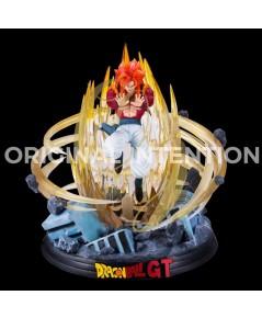 Dragon ball GT super seiya 4 Goku OI studio