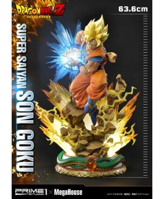 Prime 1 Studio Super Saiyan Son Goku ( Dragon Ball Z) 1/4 Scale