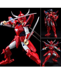 Choudan Kadou Ronin Warriors Ryo of the Wildfire Posable