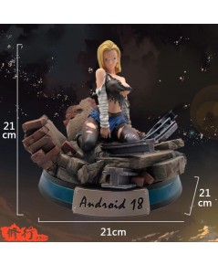 Master Grade Sexy Android 18
