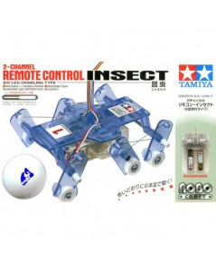 2-Channel Remote Control Insect Tamiya
