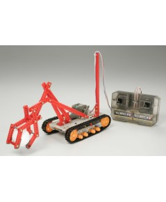 Remote Control Robot - Construction Set/Crawler Type Tamiya