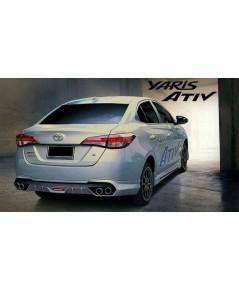 ชุดแต่ง ยาริส เอทีฟ YARIS ATIV 2017 PS Racing