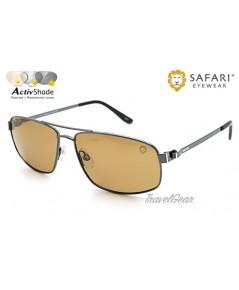 แว่นกันแดด SAFARI ActivShade เลนส์ปรับแสงอัตโนมัติ รุ่น MP20505-GM2