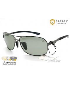 แว่นกันแดด SAFARI ActivShade เลนส์ปรับแสงอัตโนมัติ รุ่น MP20504-GM