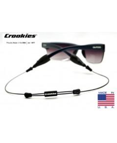 สายคล้องแว่น Croakies รุ่น ARC Endless สีดำ 18\quot; XL/XXL