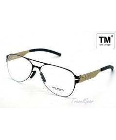กรอบแว่นตาไทเทเนี่นม TM รุ่น T003