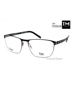 กรอบแว่นตา TM Titanium รุ่น I Am Titanium AR229 BK