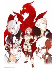 Shingeki no Bahamut Virgin Soul (Sub Thai) แผ่นที่ 1-3 End