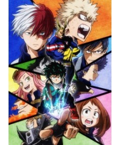 Boku no Hero Academia 2nd Season (Sub Thai) แผ่นที่ 1-3 End