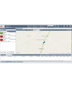 โปรแกรมบริหารจัดการอุปกรณ์ GPS Tracking